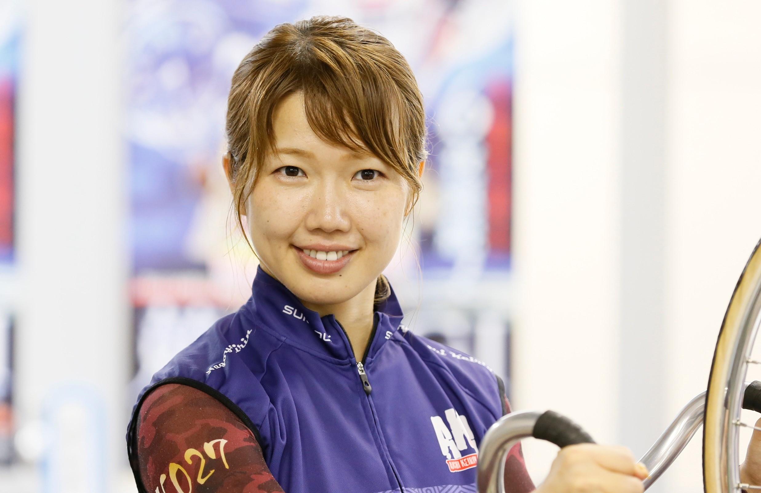 【ガールズ名鑑♀】美人かわいい競輪選手「長澤彩」のプロフィールから個人情報まで