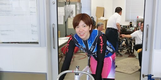 【ガールズ名鑑♀】美人かわいい競輪選手「中川諒子」のプロフィールから個人情報まで