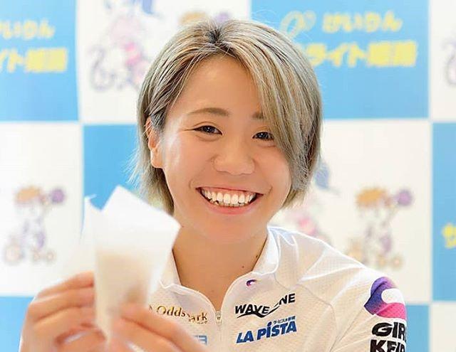 【ガールズ名鑑♀】美人かわいい競輪選手「中嶋里美」のプロフィールから個人情報まで