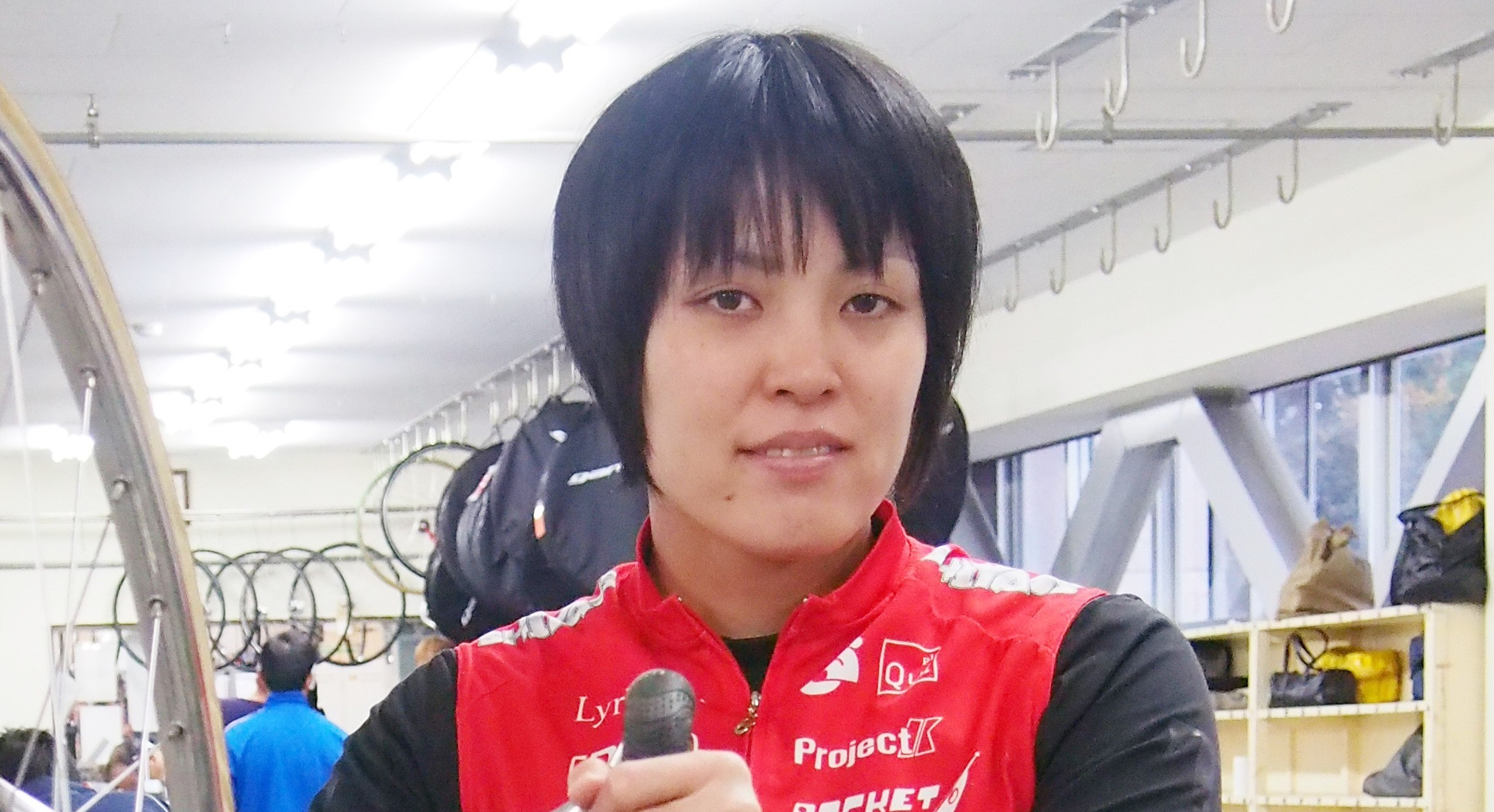 【ガールズ名鑑♀】美人かわいい競輪選手「篠崎新純」のプロフィールから個人情報まで