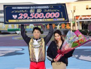2020年 第35回(G1)豊橋競輪全日本選抜競輪の優勝選手「清水裕友」