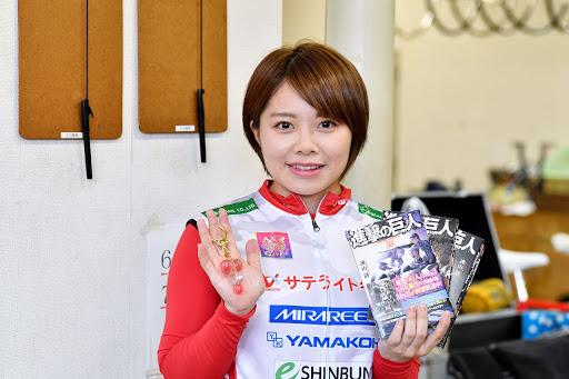 【ガールズ名鑑♀】美人かわいい競輪選手「吉田夢姫」のプロフィールから個人情報まで