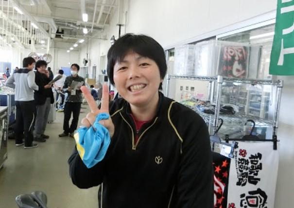 【ガールズ名鑑♀】美人かわいい競輪選手「岡村育子」を丸裸!