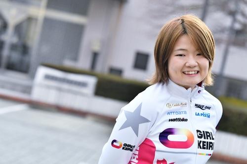 【ガールズ名鑑♀】美人かわいい競輪選手「田中千尋」のプロフィールから個人情報まで