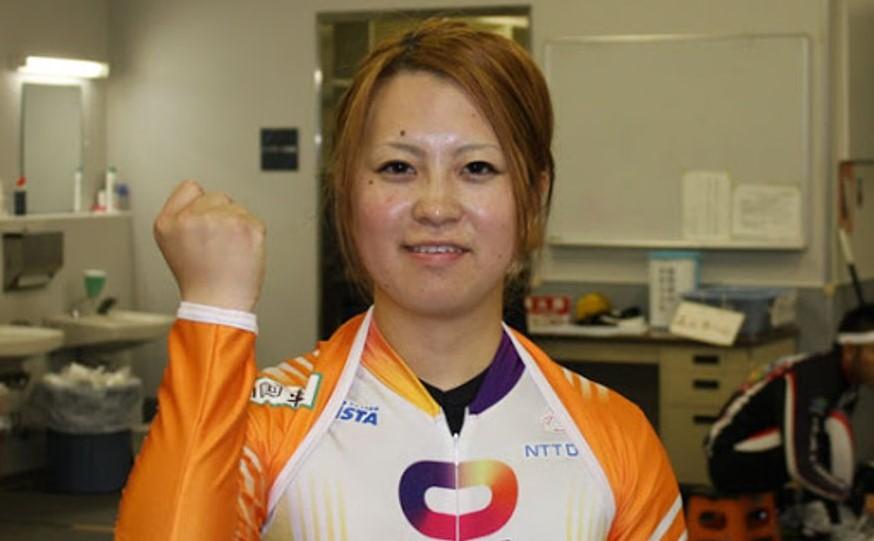 【ガールズ名鑑♀】美人かわいい競輪選手「松尾智佳」のプロフィールから個人情報まで