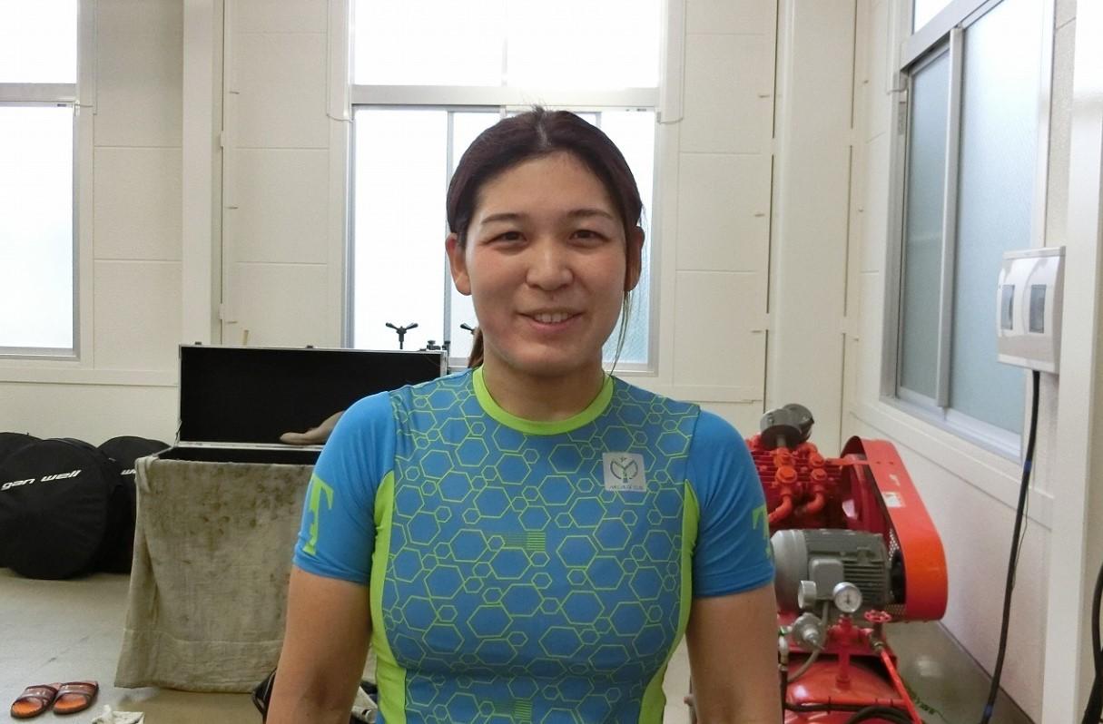 【ガールズ名鑑♀】美人かわいい競輪選手「中村由香里」のプロフィールから個人情報まで