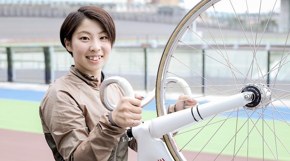 【ガールズ名鑑♀】美人かわいい競輪選手「三森彩桜」のプロフィールから個人情報まで
