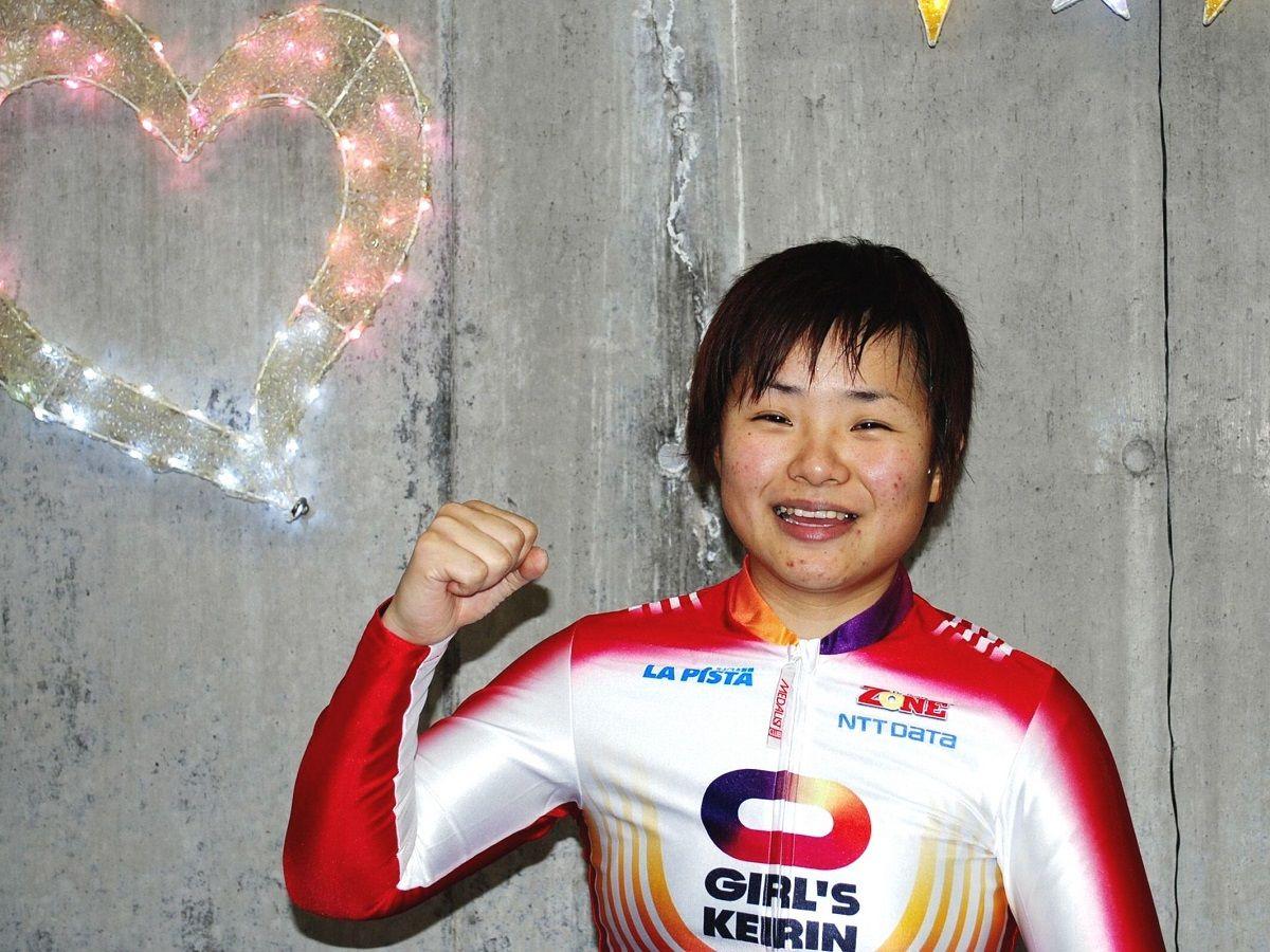 【ガールズ名鑑♀】美人かわいい競輪選手「杉沢毛伊子」のプロフィールから個人情報まで